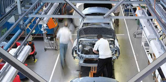 Photo of Car Manufacturing